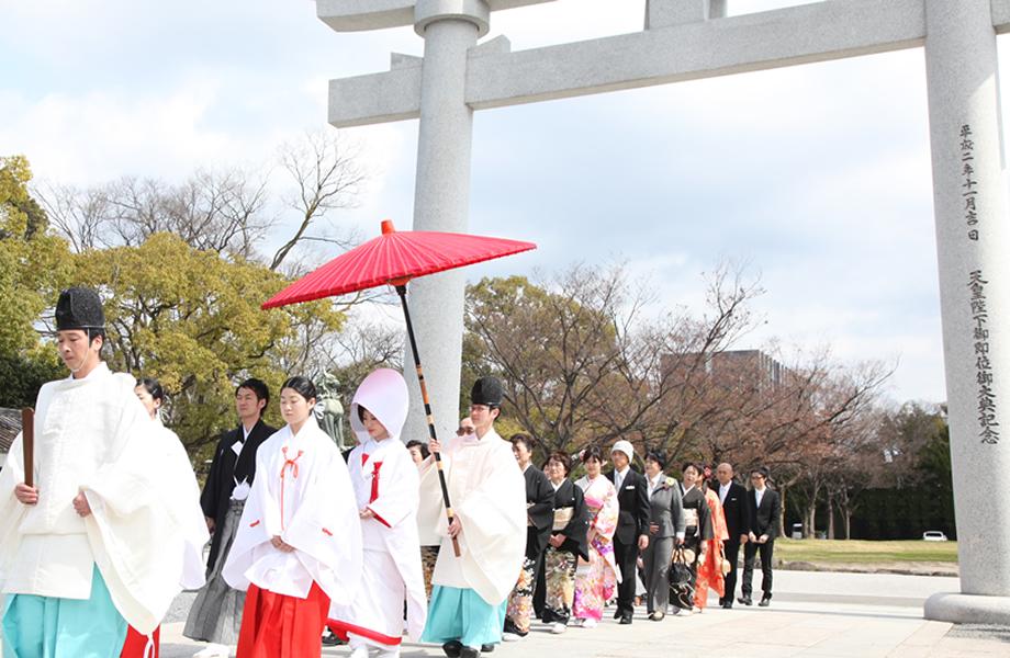 広島護国神社挙式プラン