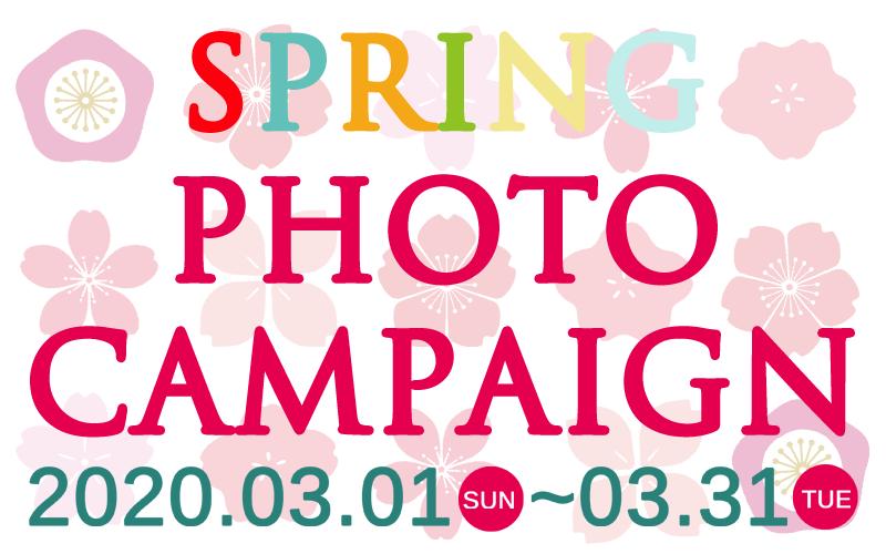 春キャンペーン2020